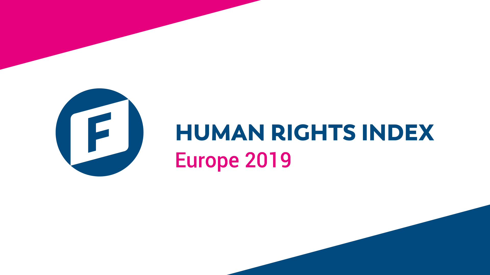 Human Rights Index 2019 is out!