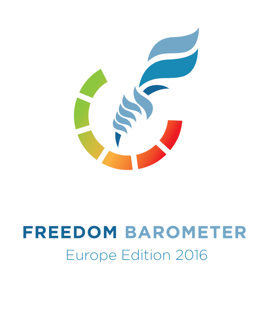 Freedom Barometer premiers November 3rd in Belgrade